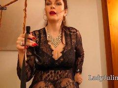An die Leine Sklavenkoeter Femdom Slave Dog German Mistress