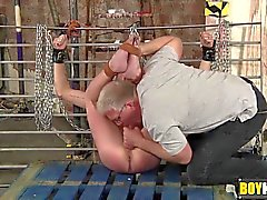 gay bdsm blowjobs gaping