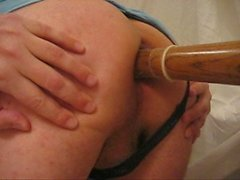gay anal toying