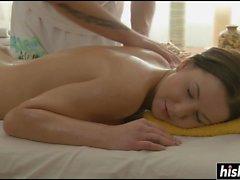 les grosses bites brunette hd massage