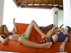 güzellik lezbiyen genç oyuncaklar