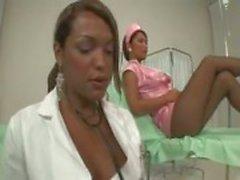 Uppskattade Sjuksköterska scener
