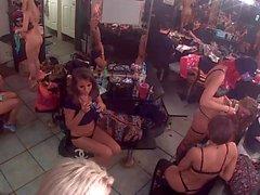 babes brunettes latin lingerie teens