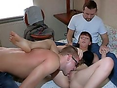 big cocks blowjob brunette