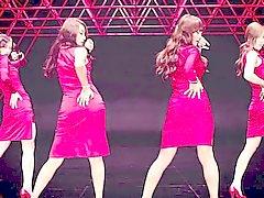asiatico babes coreano calze