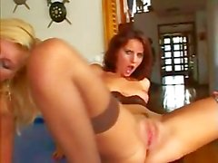 claudia rossi david perry sandra russo hardcore blondes