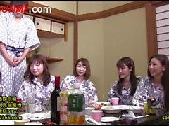 teen brunette japanese