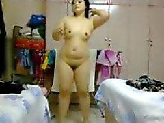 big boobs facials indian