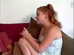 blowjobs cumshots hairy redheads teens