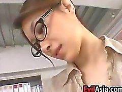 paar vaginalen sex asiatisch japanisch strap-on