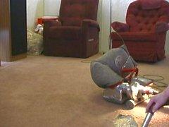 fait à la maison de kirby coquin kinky- l'aspirateur aspirateur