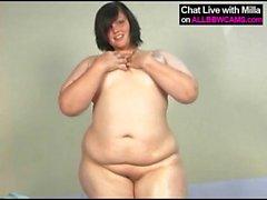 bbw big naturals fat