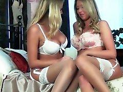 babe big boobs blonde lesbian