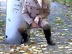 blonde brunette fetish hidden cams