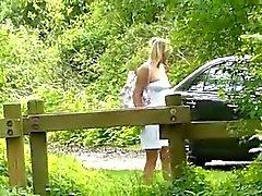 blondes allemand hardcore nudité en public