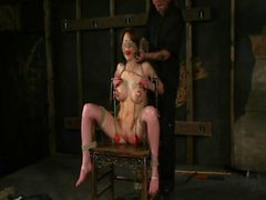 bdsm bondage gagged tied bound