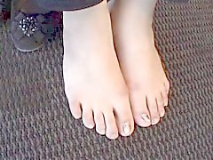 latin pieds bbw semelles orteils