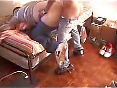 Young Straight Guy fucks Bareback for Cash.