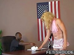 gay fetish cross-dresser drag-queen humiliation