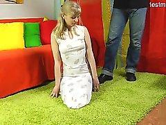 anal bdsm blonde