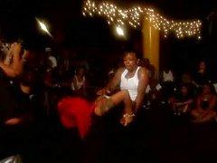 teasing lesbian girl black ebony