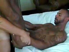 gay gay couple oral sex anal sex interracial