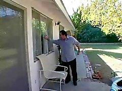 Cheating Young Wife Fucks Hung Black Neighbor