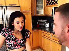 Tonys big cock suck by Anya and Jenna deep throat