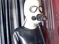 latex mask german softcore solo