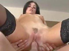 la seduzione - a - dello studente vasca - brunetta -babe il nero - sexy- calze