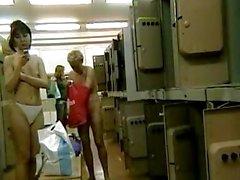 locker room spycam