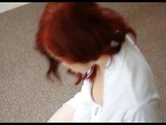 masturbation redheads