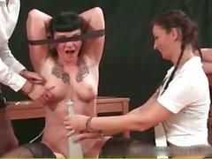 bdsm bondage bound fetish group sex