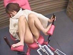 asiático bebê japonês masturbação ao ar livre