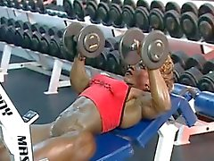 public black muscle