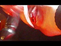 solista ragazza masturbazione peeing masturbazione vaginale