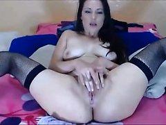 3d amador masturbação solo meias