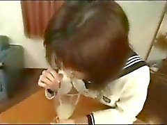 asiático bukkake corridas japonés