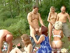 group sex matures old young