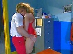 blondes big boobs pornstars