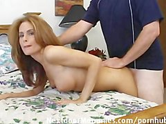 ginger lea mature milf cougar