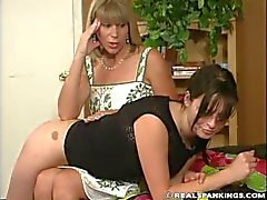 kink teenager young spank punishment