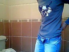 dolda kameror duschar voyeur