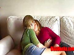 amateur lesbian milf party
