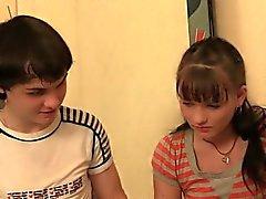 ruskeaverikkö hieronta venäläinen