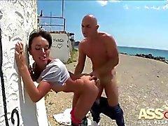franceska jaimes pareja sexo vaginal