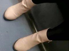 amateur hidden cams stockings voyeur