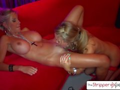 nicole aniston puma swede fake tits lesbian swedish milf mom blonde huge pussy licking