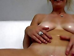 babe big boobs blonde