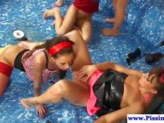 pissing10 pissinginaction girl orgy lesbian euro pissing